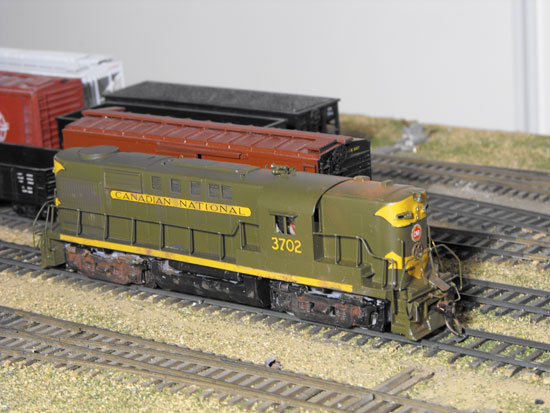 brass engine cn3702 rs-18