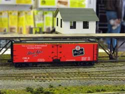 S scale hopper cars