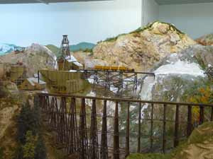 colorado ho model trestle