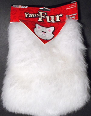 faux fur scenery