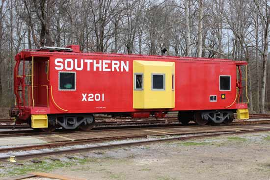 southern x201 caboose