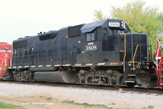 Indiana Railroad IRR3808