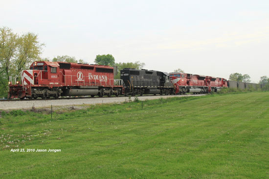 Indiana Railroad IRR-IPL