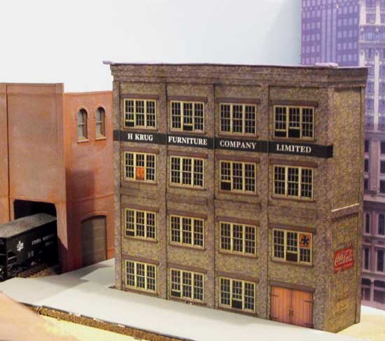 picture about Ho Scale Buildings Free Printable Plans named Cardstock Structures Are Economical Choices Toward Picket And