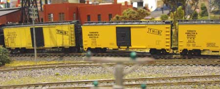 THB freight cars