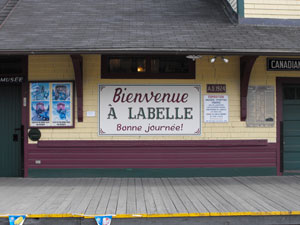labelle station front