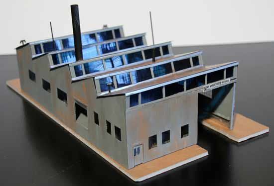 Suydam metal building kit