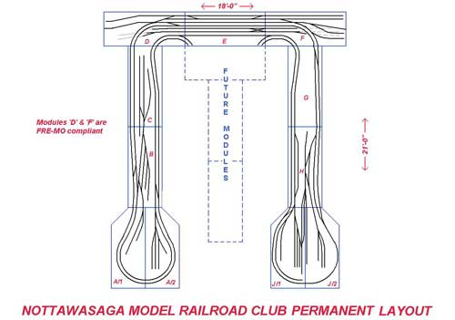 nmrc club layout schematic