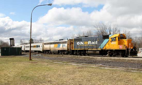 Ontario Northland ON697