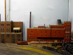 HO scale factories