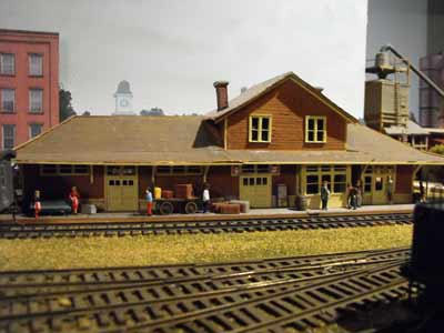 Passenger Operations Add Variety To A Layout