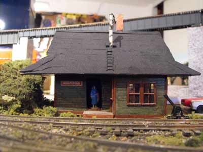 Alexanfer Scale Models small station