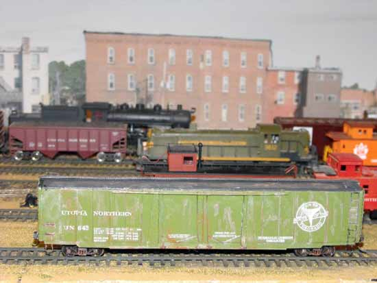 ambroid freight car kits