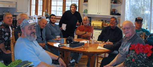 CARM Chapter meeting