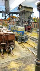 hoosac valley model railroad layout 23