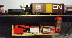 g scale shelf construction