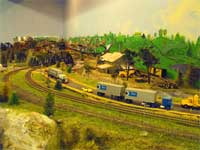 GCRC scenery with highway