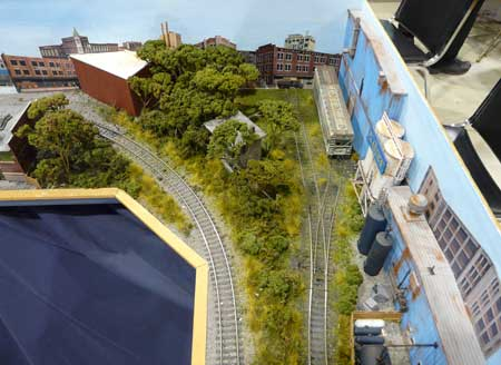 Modular Model Railroad Layout Construction Methods