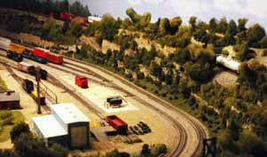 n scale barrie yard