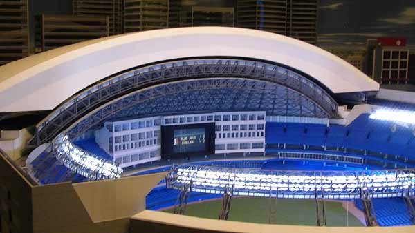 rogers centre model