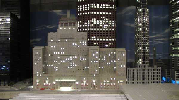 royal york hotel model