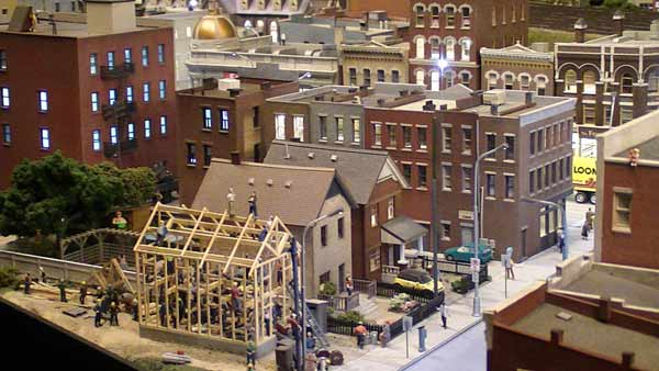 toronto neighbourhood ho model