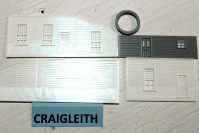 3d printing of craigleith station walls