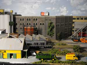 model railroad city of north point