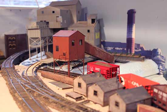 model railroad  industries