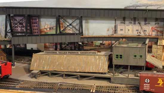 model layout industrial