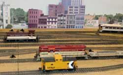 rebuilding model railroad