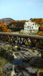 hoosac valley model railroad layout 20