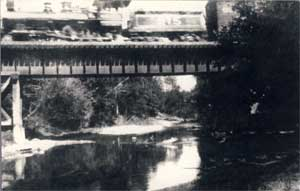 bridge at glencairn