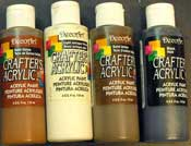 cheap acrylic paints