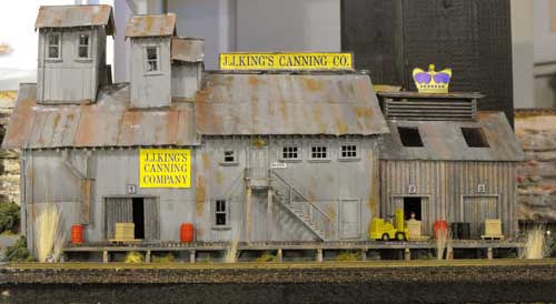 campbell cannery model