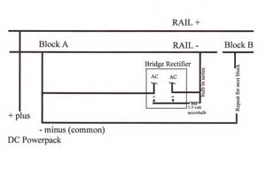 model railroad wiring tips for dc and dcc layouts dc lighting circuit dc light circuit schematic