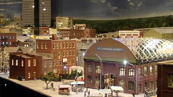 st lawrence market model