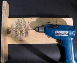 model tree making jig
